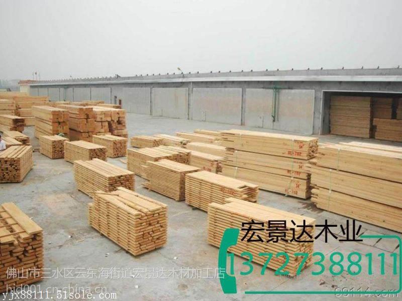 广东工地木方厂家建筑桥梁木方厂家方条方木批发厂家模板厂家