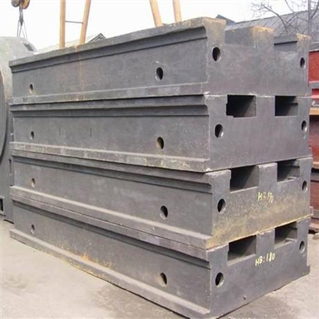 定做机床铸件 数控机床床身铸造 专用机床铸件