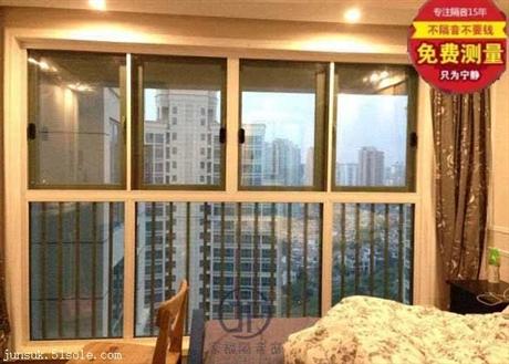 深圳龙岗专业隔音窗安装,解决您的马路低频噪音困扰