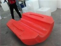 水上拦污浮筒 航道警示浮筒 水面警示浮筒 塑料浮筒