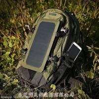 东莞明晟野外6.5W太阳能充电器背包生产厂家