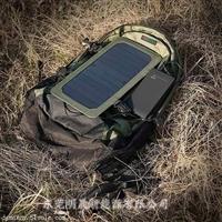 东莞太阳能充电器背包定制 明晟太阳能背包厂家