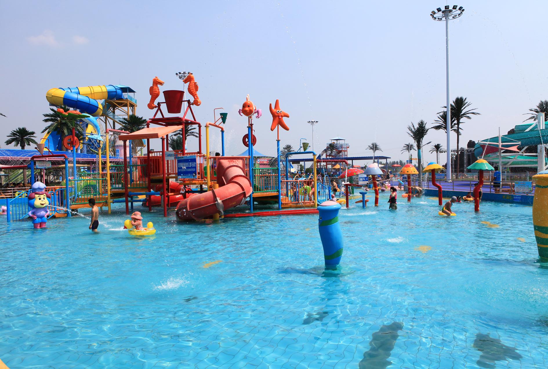 游泳池工程建造 专业承包游泳池工程