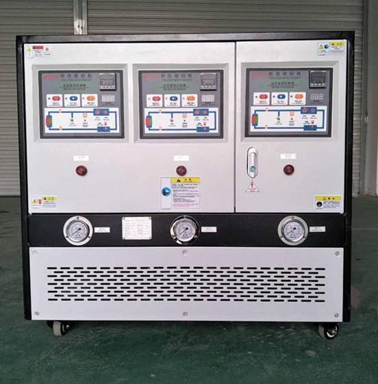 薄膜压纹机油式恒温机