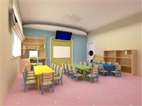 幼儿园地胶室内彩色地板宝宝专用卡通图案可选品牌环保经认证