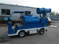 新能源电动洒水车 电动四轮洒水车厂家