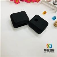 海绵厂家直销进口高密度相机包装海棉相机防风海绵罩