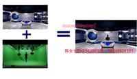 虚拟演播室整体方案建设工程 包含什么虚拟演播室设备