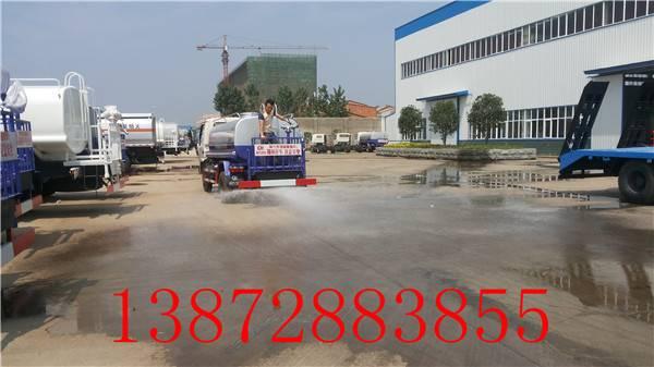 东风饮用水运输车厂家直销
