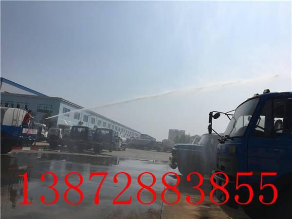 消防供水车生产厂家