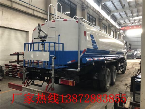 天津环卫拉水车