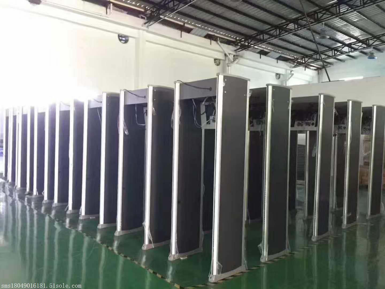 高品筑安检门  高穿透物流快递专用安检机  金属探测器