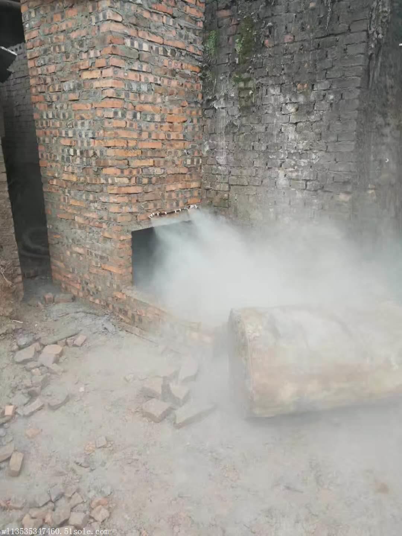 户外采石场喷雾除尘系统 喷雾设备