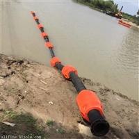 大型疏浚浮桶