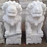曲陽石獅子 漢白玉石雕獅子雕塑