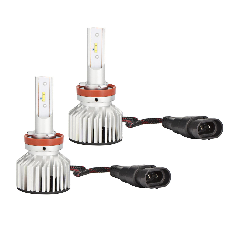 汽车LED灯炮前大灯远近光超高亮