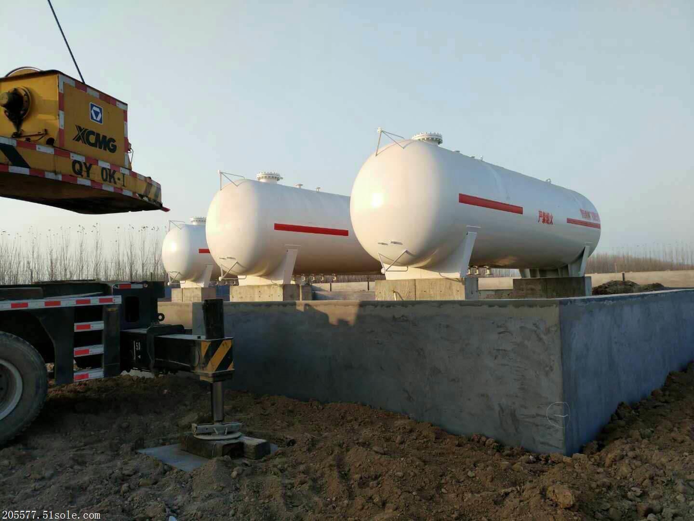 慈利液化气站用液化气储罐 50立方液化气储罐 100立方液化气储罐