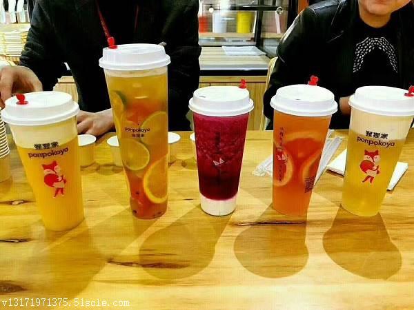 奶茶店加盟狸狸家奶茶,七大不得不选择的理由
