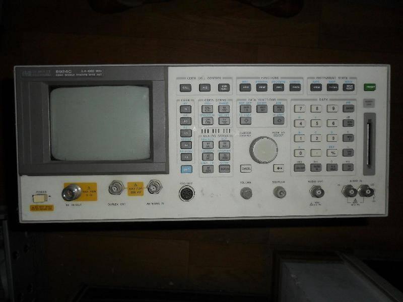 回收二手8924C惠普综合测试仪