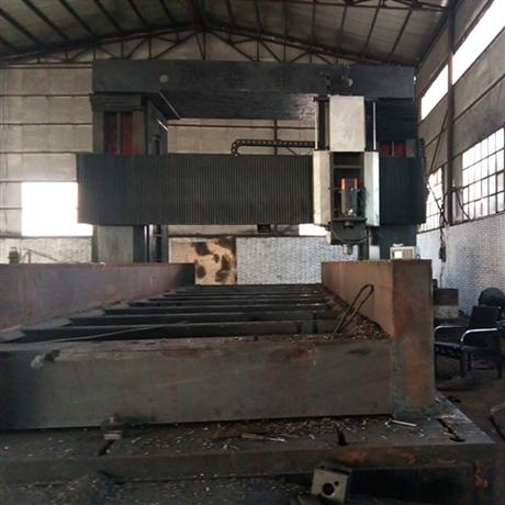 焊接机床床身 专用机床床身焊接 焊接专用机械设备