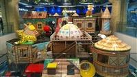 湖南兒童淘氣堡游樂園游樂設備生產廠家