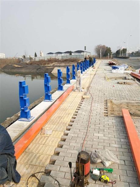 厂家批发不锈钢复合管栏杆 用于市政桥梁 河道防护
