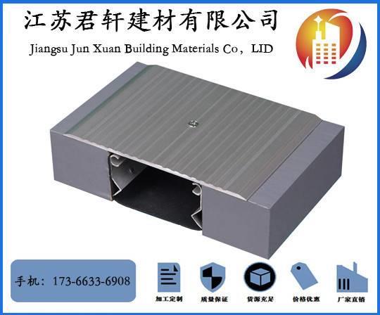 建筑盖板型地面变形缝做法说明