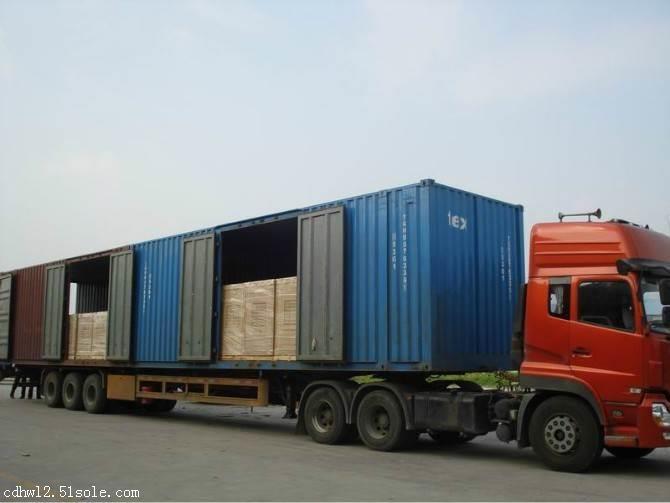 东莞桥头到江苏靖江市直达物流专线回程车运输