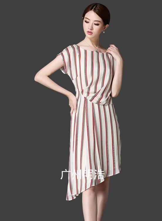 原创设计师名牌连衣裙女装折扣批发尾货清仓