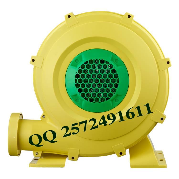 CEUL认证出口气模风机/城堡风机/拱门风机/跳床鼓风机680/750W
