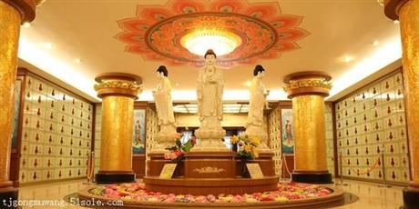 天津陵园文化