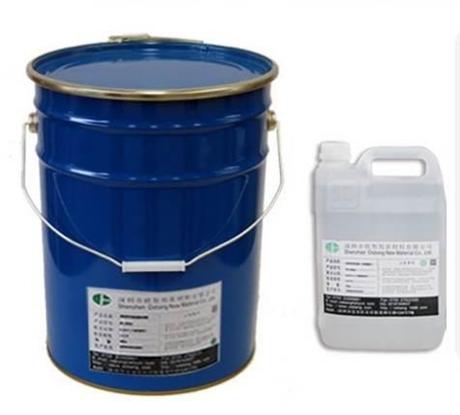 厂家直销 加成型AB硅凝胶 高透明果冻胶 硅橡胶 双组份有机硅胶