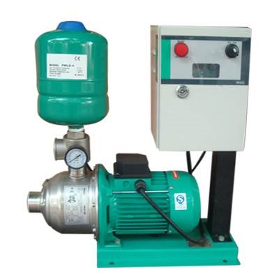威乐多级离心泵MHI403不锈钢智能变频水泵