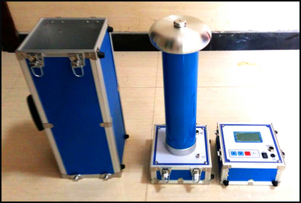 100KV交直流数字分压器