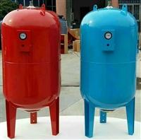 河南隔膜式氣壓罐 山東囊式氣壓罐 山西穩壓罐 壓力罐