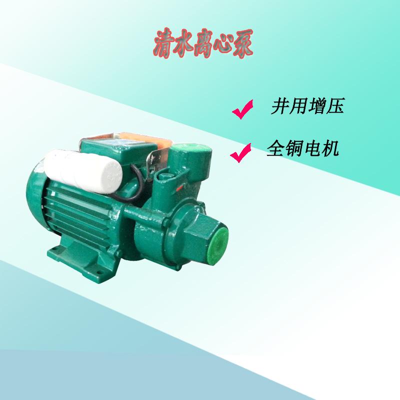 凌霄水泵1DB-45微型清水离心泵