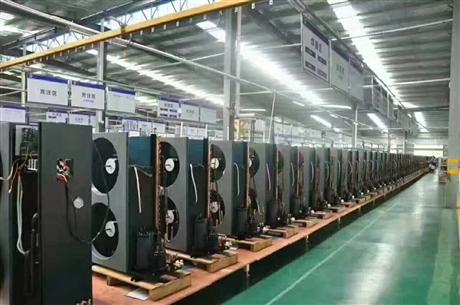 郑州空气能采暖设备多少钱