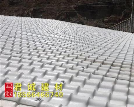 屋面建材合成树脂瓦价格