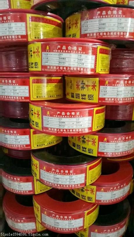 雁塔电线电缆生产厂家BV系类