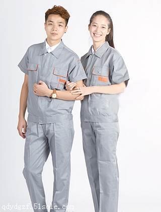 黄岛工作服的选材(一)