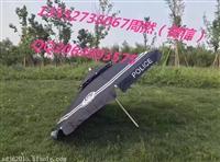 山西交警执勤遮阳伞,双层遮阳伞详细图