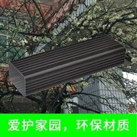 上海铝方形落水管彩铝雨水管排水系统