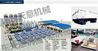 邢台TYF16复合墙板生产线/全自动墙板机