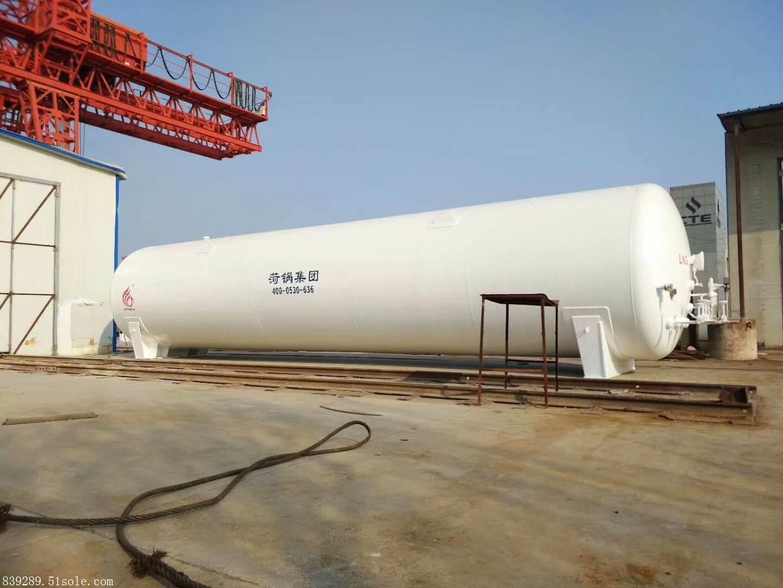 30立方立式lng储罐 卧式lng储罐 低温天然气储罐厂家图片
