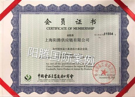 上海食品进口代理清关/上海食品进口报关