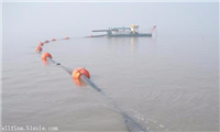 管道疏浚浮标 警示疏浚浮桶 航道疏浚浮筒