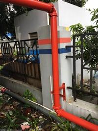 横沥石排寮步消防管道安装维修工程