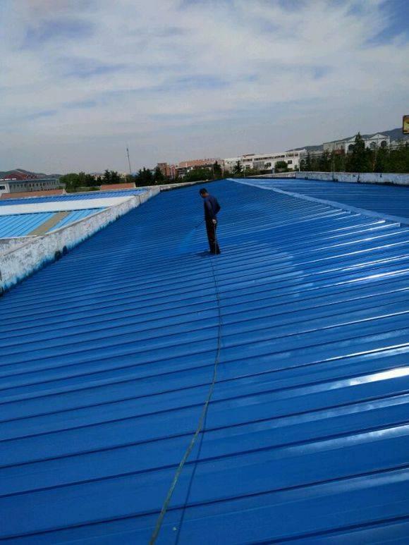 金属屋面防水厂房防水钢结构防水彩钢瓦防水