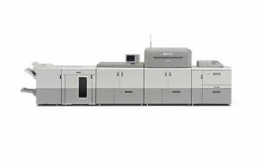 理光彩色生产型数码印刷机