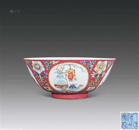 大清道光年制瓷器价格值多少钱哪里私下交易